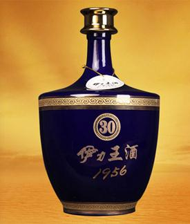 伊力王酒•宝石蓝